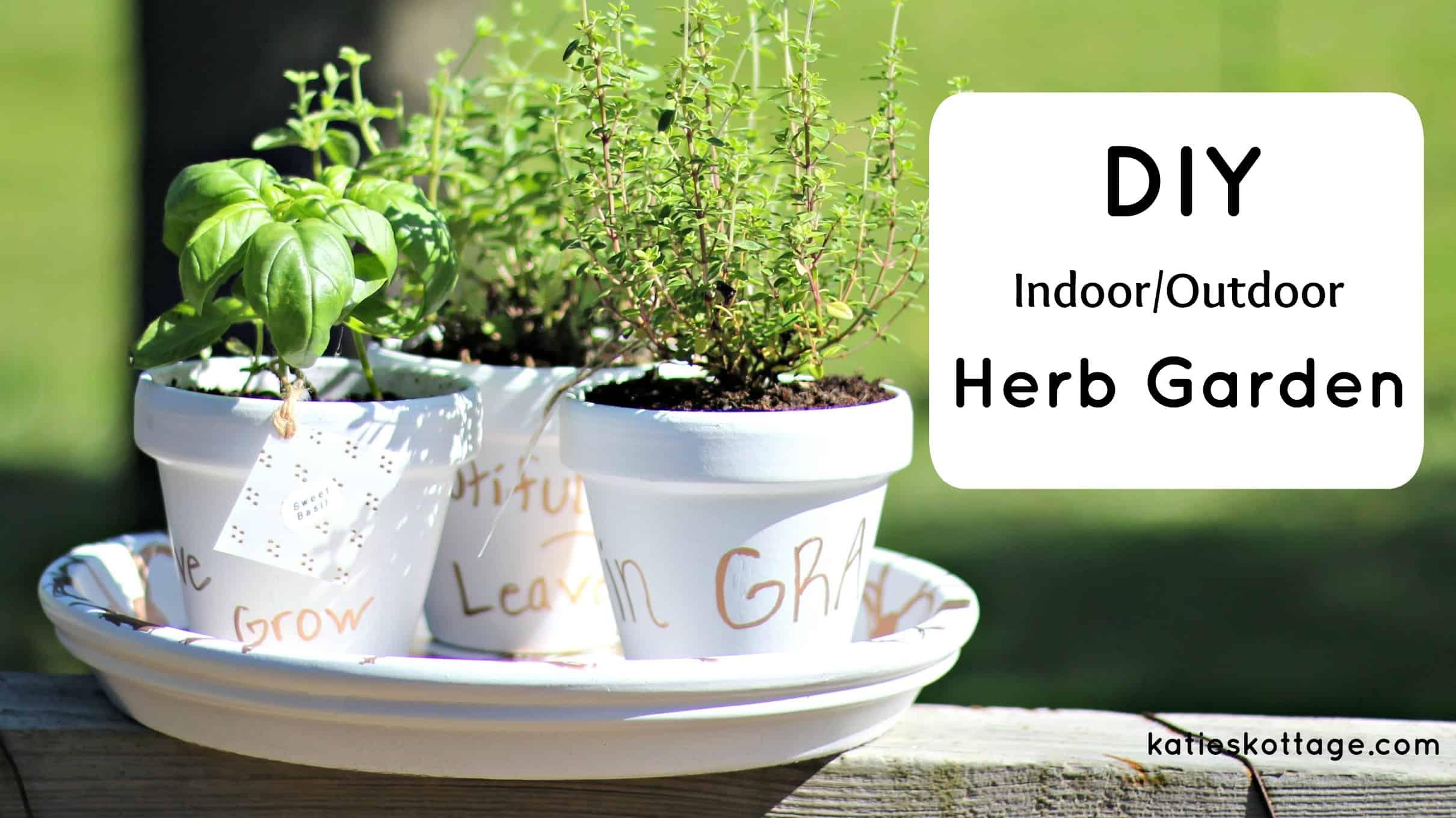 100 Diy Herb Garden Grow Your Own Kitchen