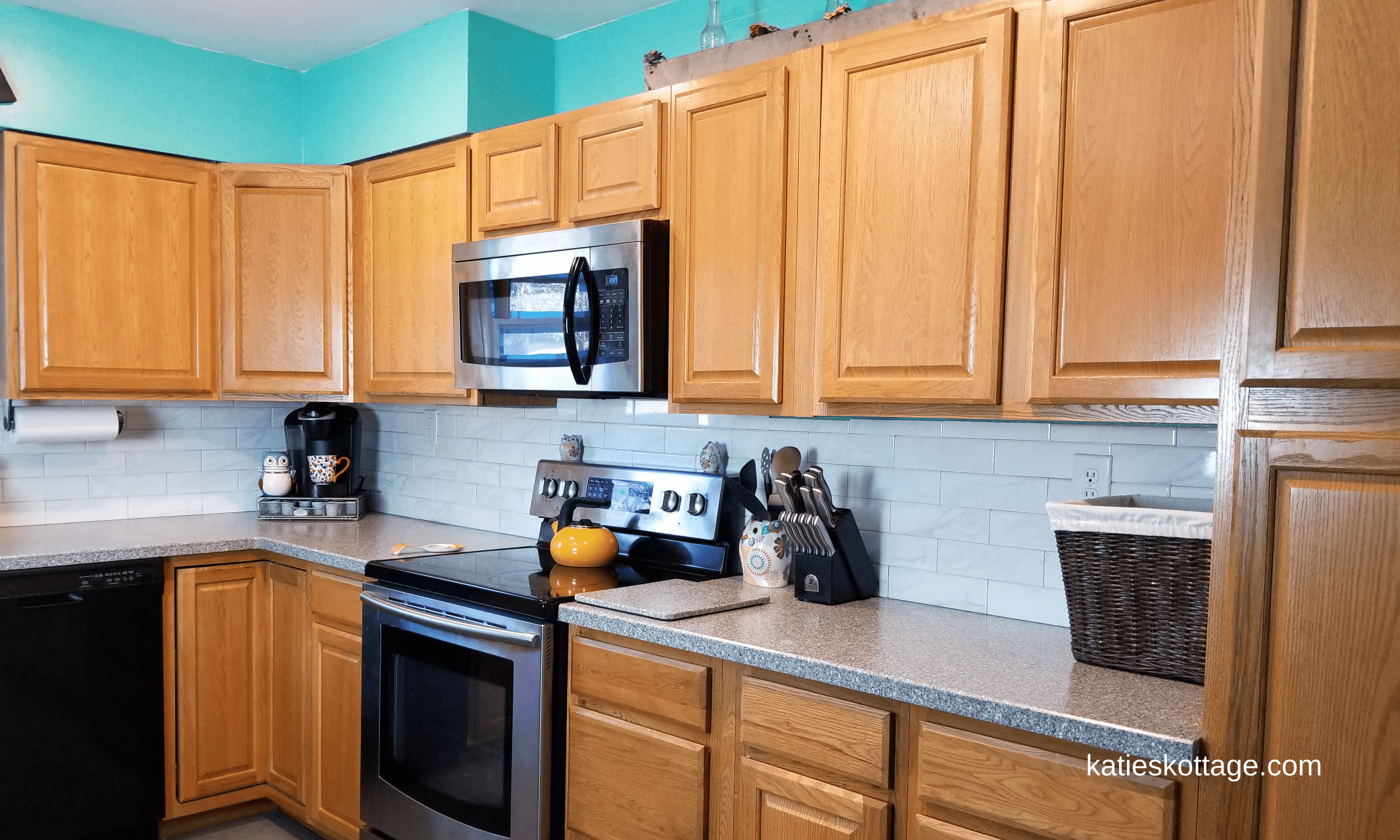 5 Steps To Organize Your Kitchen & Keep It That Way ...