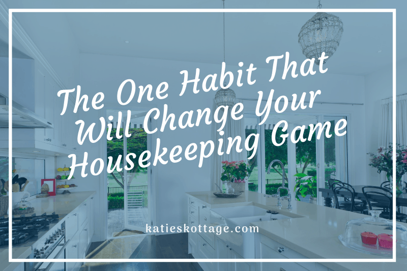 The best housekeeping tip. This one habits is the best cleaning hack. Add this to your cleaning checklist to keep your home clean. #cleaningtips #cleaninghacks #cleaningtipsandhacks #cleaning #dishwasher #kitchen #homemaking #declutter #cleaningchecklist