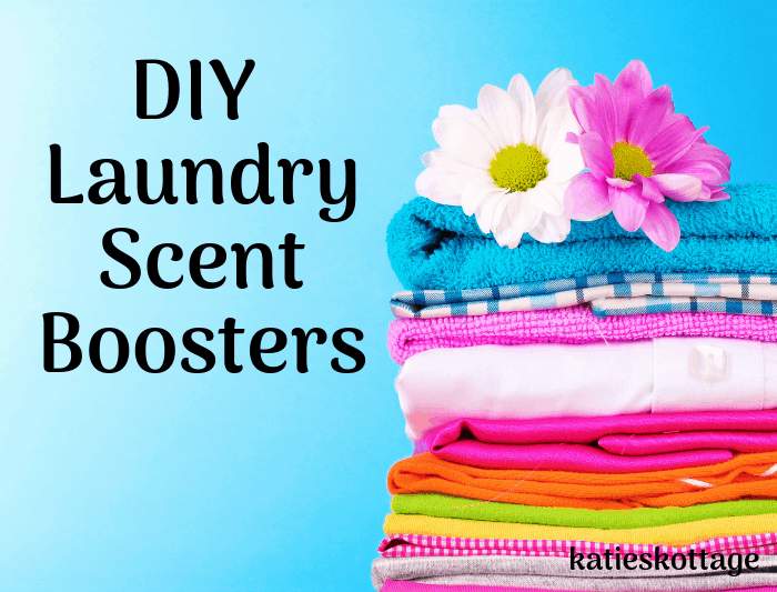 diy laundry scent boosters