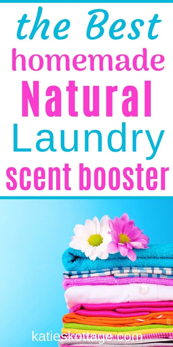 Diy Laundry Scent Boosters Katieskottage