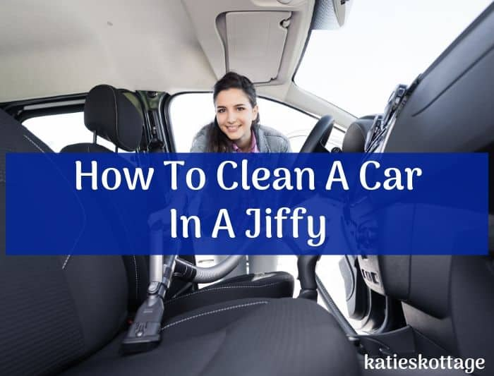 how to clean a car - car cleaning hacks