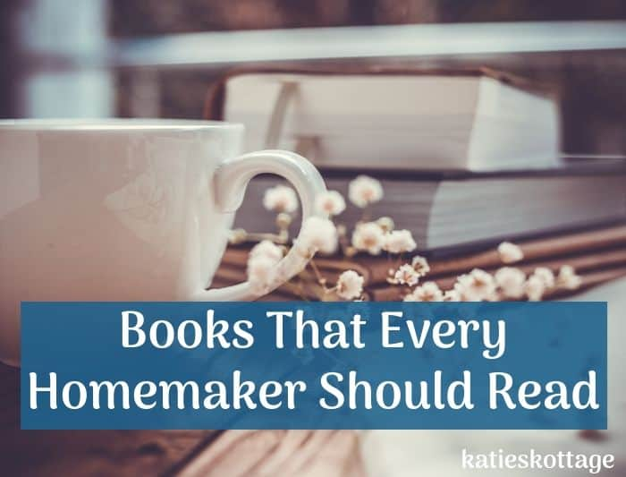 homemaking books to read