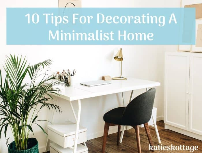 minimalist home decor